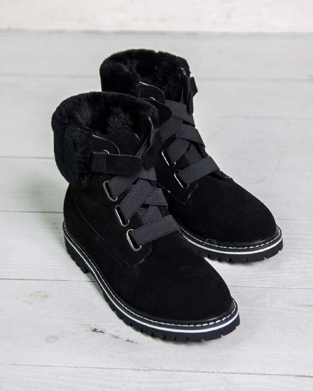 Шикарные женские зимние  ботинки ugg boots australia - Фото 6