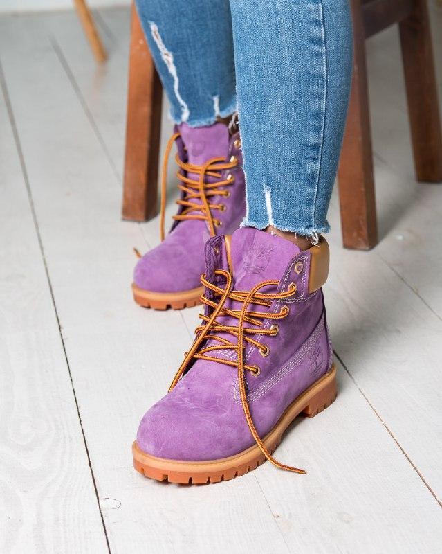 Шикарные женские  ботинки (еврозима) timberland boots - Фото 2