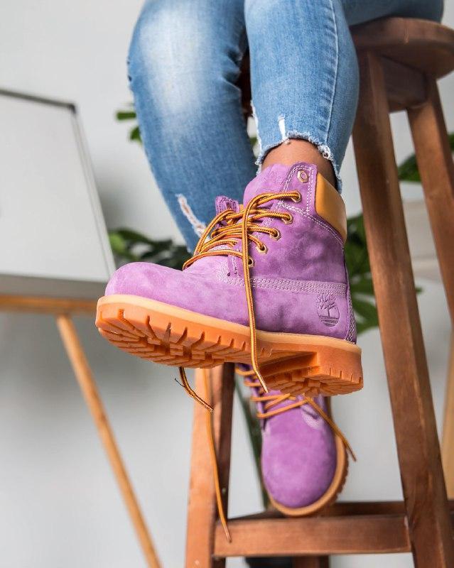 Шикарные женские  ботинки (еврозима) timberland boots - Фото 3