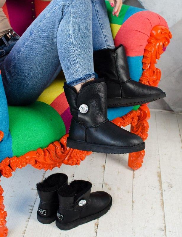 Шикарные женские зимние сапоги ботинки ugg boots australia - Фото 3