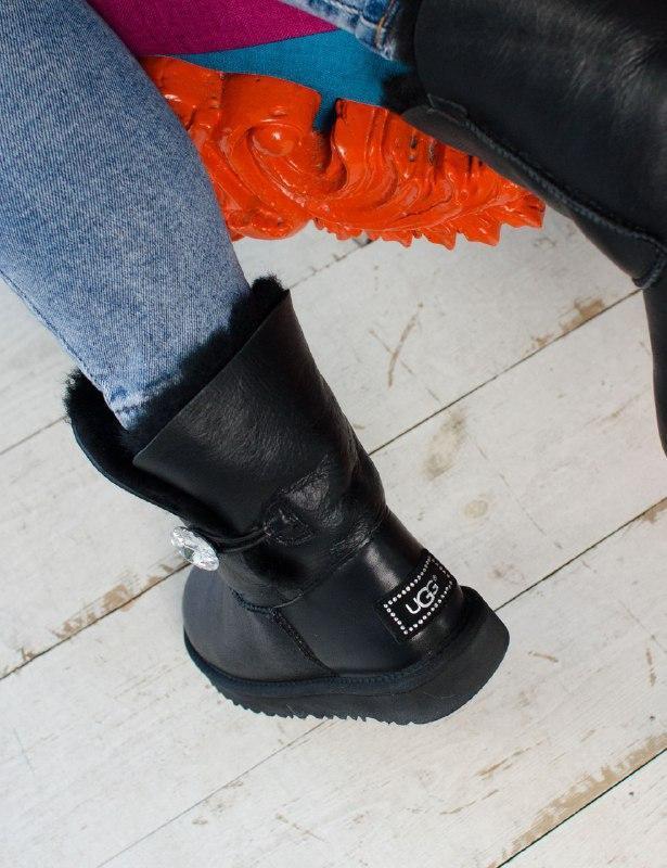 Шикарные женские зимние сапоги ботинки ugg boots australia - Фото 4