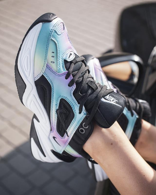 Шикарные женские кроссовки nike  m2k tekno - Фото 5