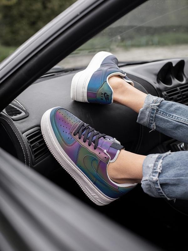 Шикарные женские кроссовки nike air force