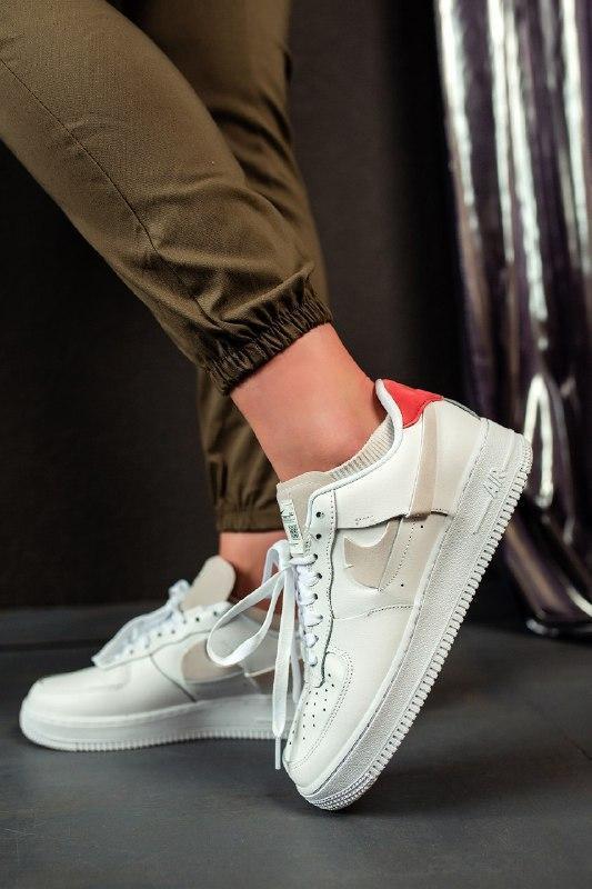 Шикарные женские кроссовки nike air force low