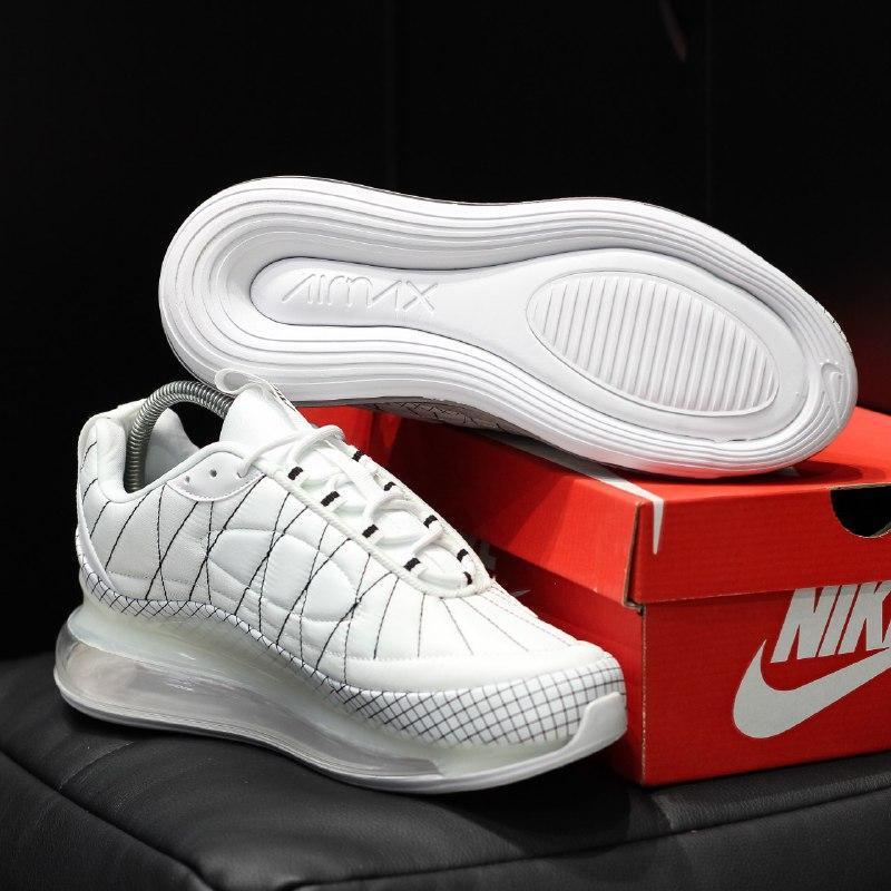 Шикарные мужские  термо кроссовки nike air max 720   осень - е... - Фото 4