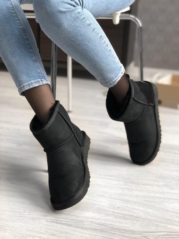 Шикарные женские зимние сапоги ботинки ugg boots australia - Фото 2