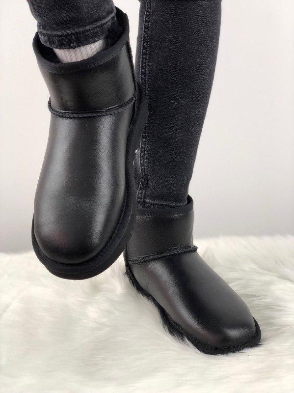 Шикарные женские зимние сапоги ботинки ugg classic mini ii 101...