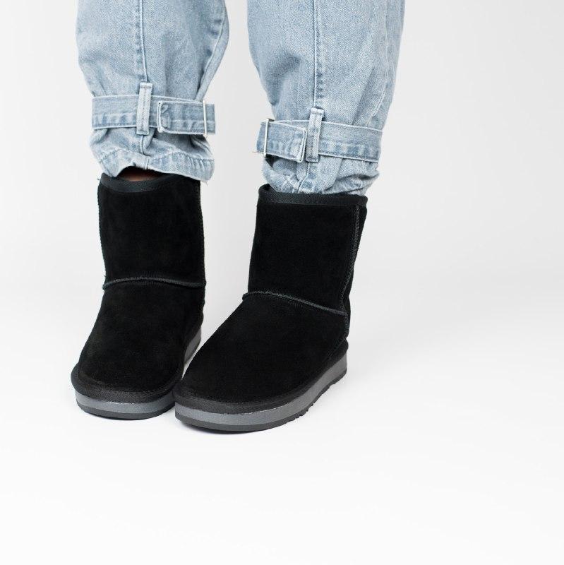 Шикарные женские зимние сапоги ботинки ugg