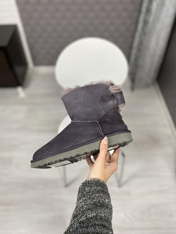 Шикарные женские зимние сапоги ботинки ugg bailey bow mini