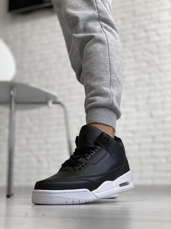 Шикарные мужские кроссовки nike air jordan retro 4 - Фото 2