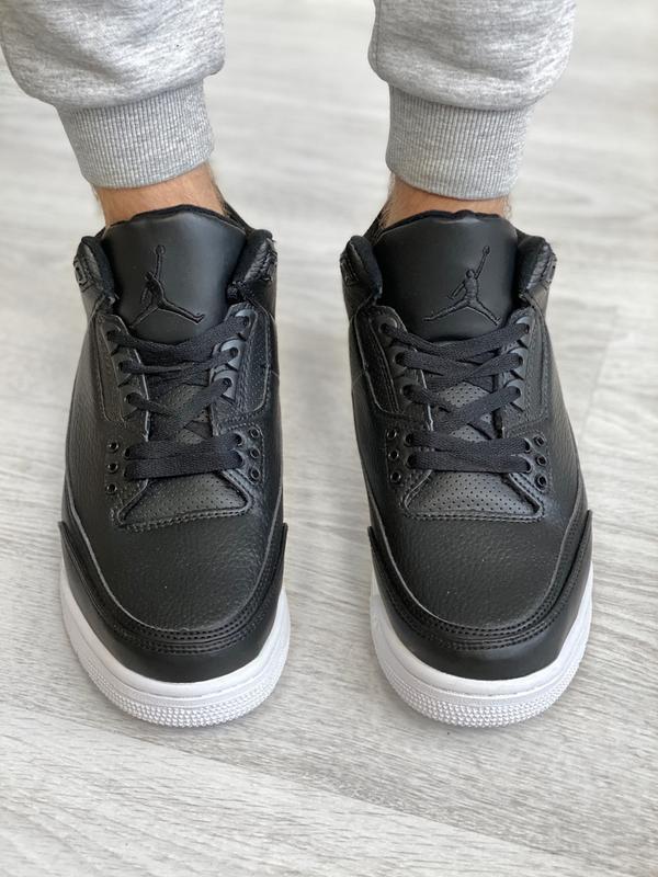 Шикарные мужские кроссовки nike air jordan retro 4 - Фото 4