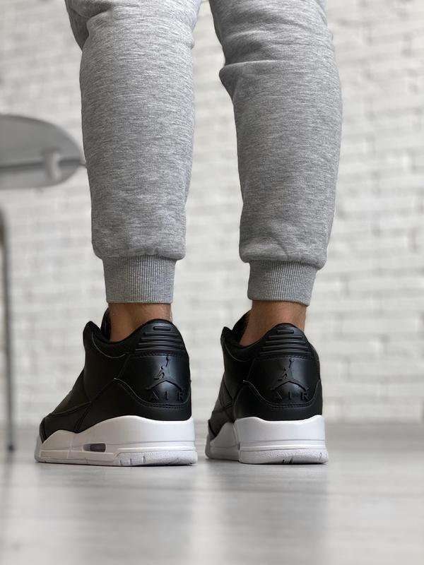 Шикарные мужские кроссовки nike air jordan retro 4 - Фото 5