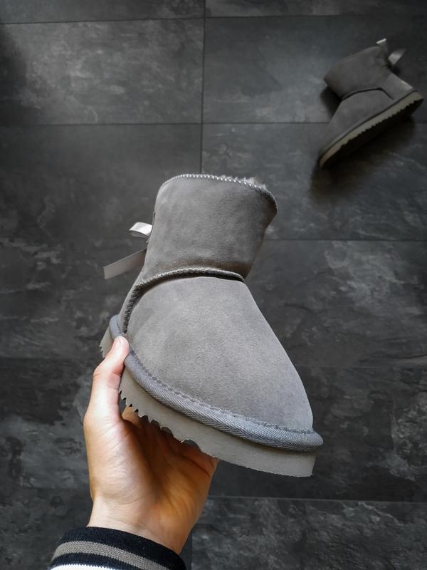 Шикарные женские зимние сапоги ботинки  с мехом ugg australia ... - Фото 2
