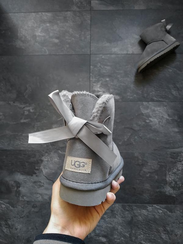 Шикарные женские зимние сапоги ботинки  с мехом ugg australia ... - Фото 3