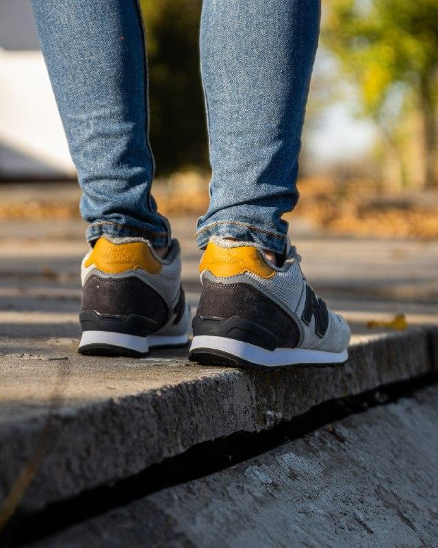 Шикарные мужские зимние кроссовки new balance winter grey  с м... - Фото 5