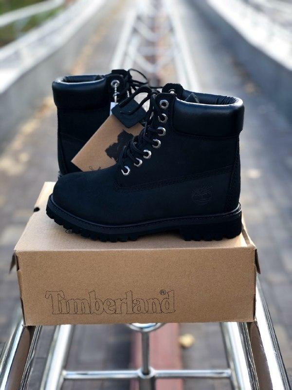 Шикарные женские зимние ботинки на меху timberland premium inc... - Фото 2