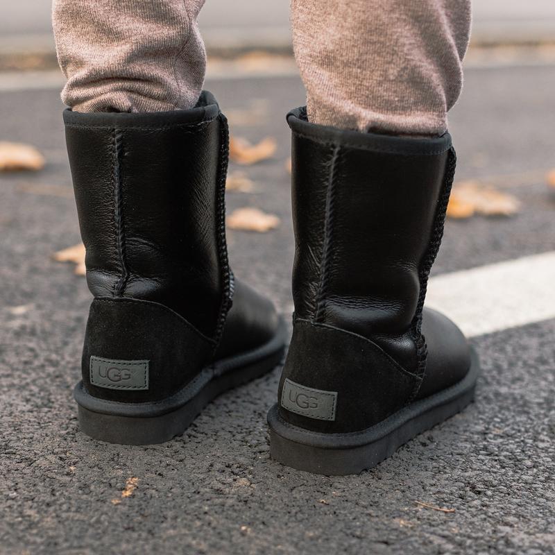 Шикарные женские зимние сапоги угги ugg classic short ii boot ... - Фото 4