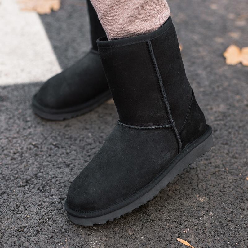 Шикарные женские зимние сапоги угги ugg classic short ii boot ...