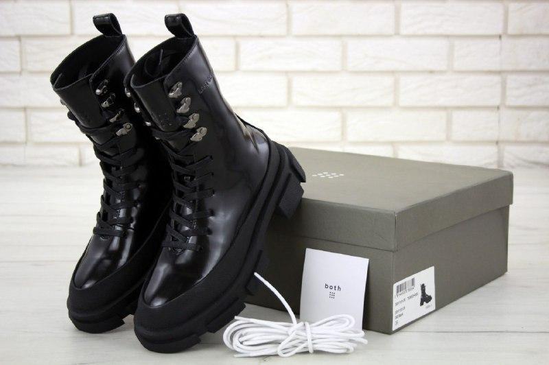 Шикарные женские демисезонные ботинки both x lost general