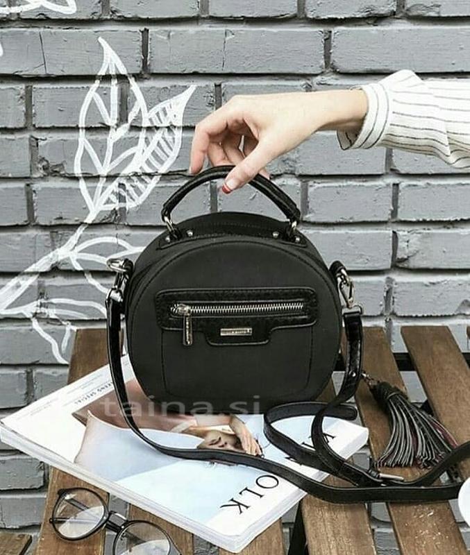 Клатч david jones 5714-2 black черный оригинал кросс боди сумка