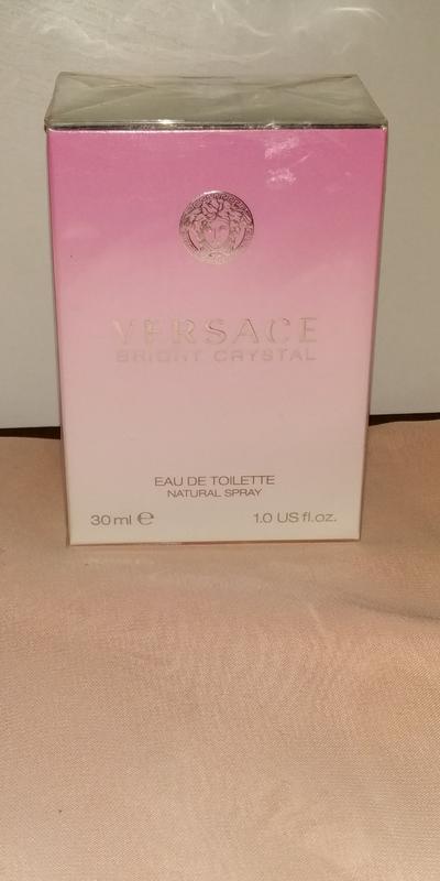 Versace bright crystal. туалетная вода для женщин 30ml.оригинал