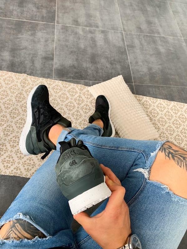 Чоловічі кросівки asics gel lyte - Фото 2