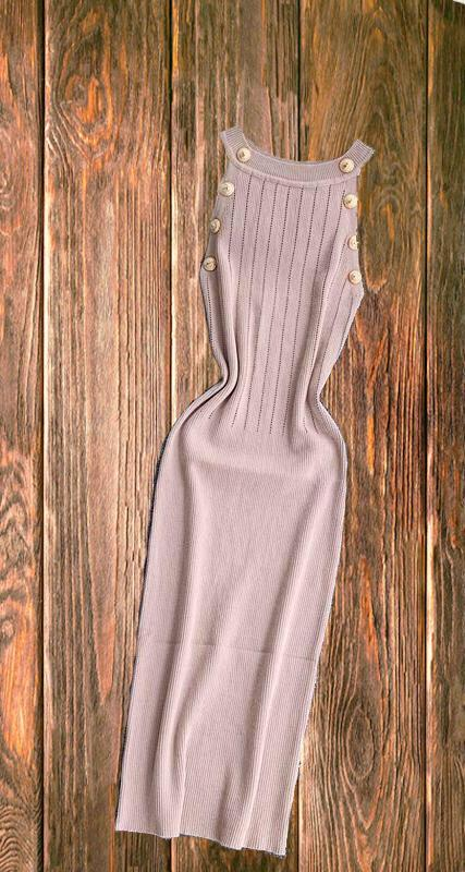 Плаття акрилове balmain