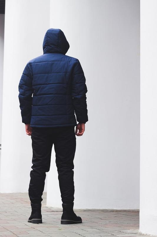 Зимова куртка - Фото 4