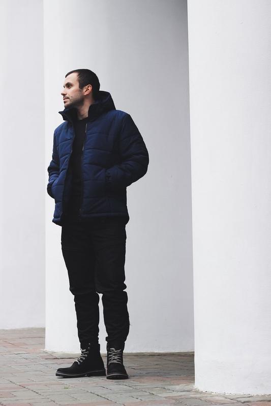 Зимова куртка - Фото 5