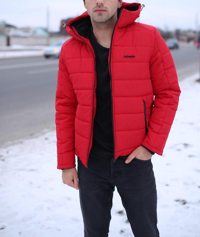 Зимова куртка чоловіча