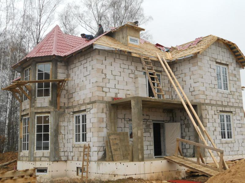 Строительство домов под ключ - Фото 2