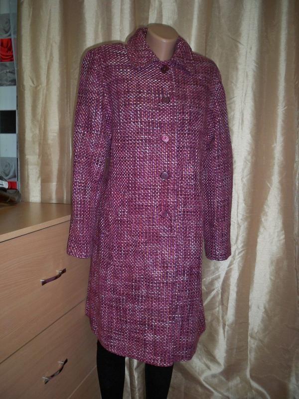 Фірмове базове пальто marks&spencer, 16, литва.