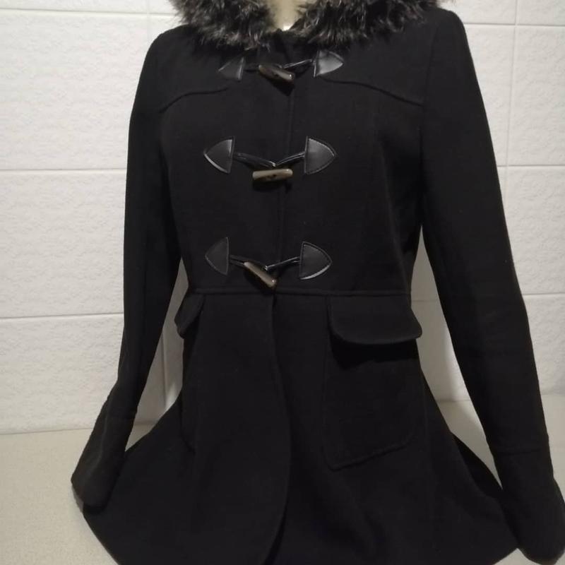 Стильне кашемірове пальто трапеція для стильних модниць