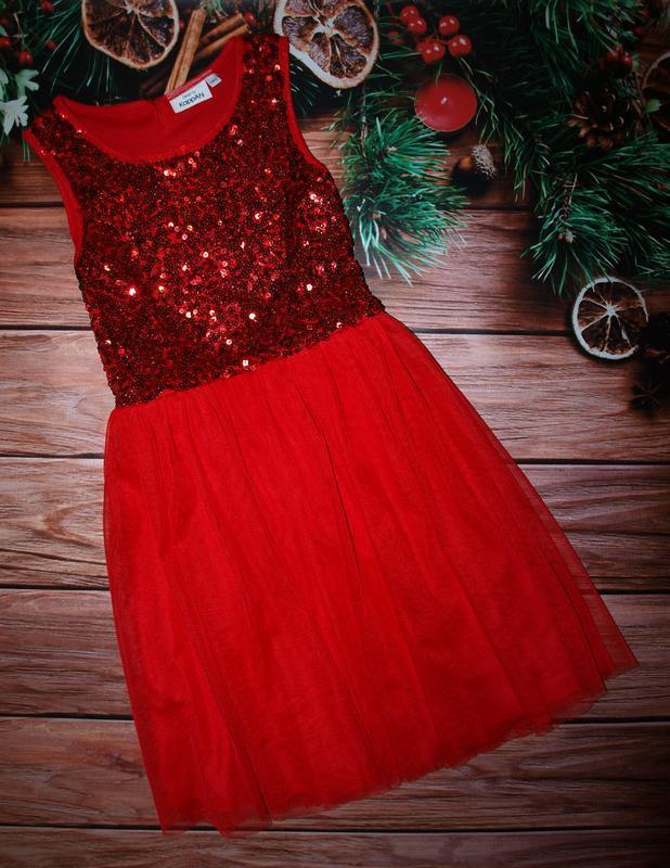 Очень красивое нарядное платье kappachi