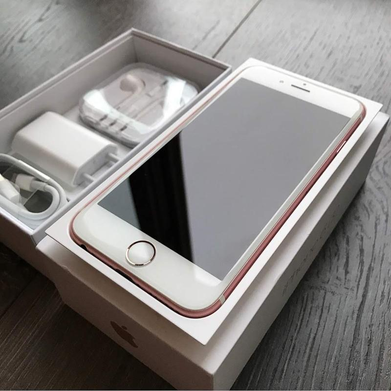 •iPhone 6s Rose gold. 64