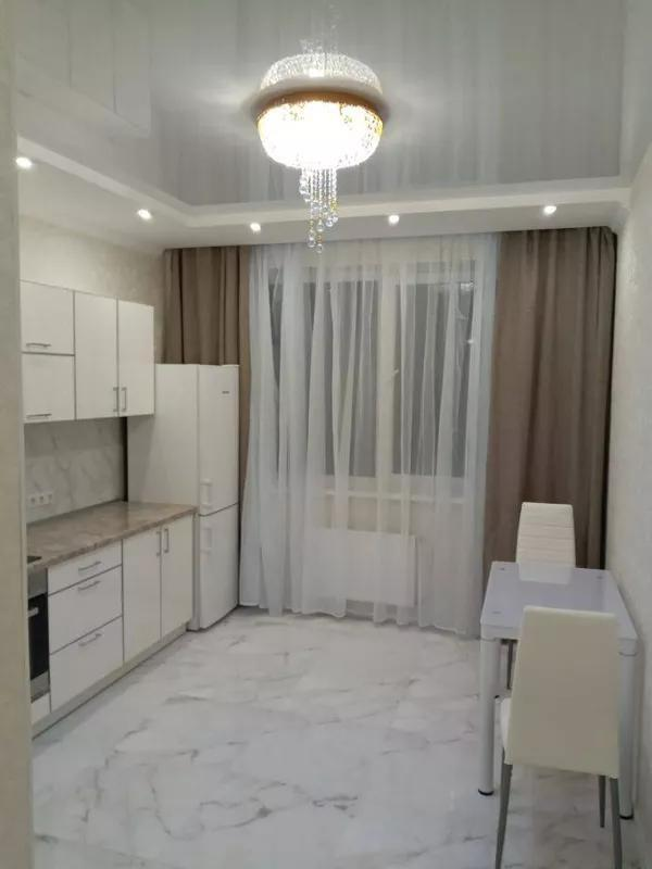 Однокомнатнатная квартира с качественным ремонтом в Жемчужине