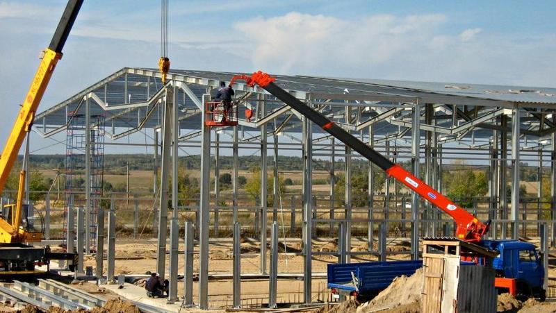 Генеральний підряд: будівництво, ремонт та реконструкцію будівель