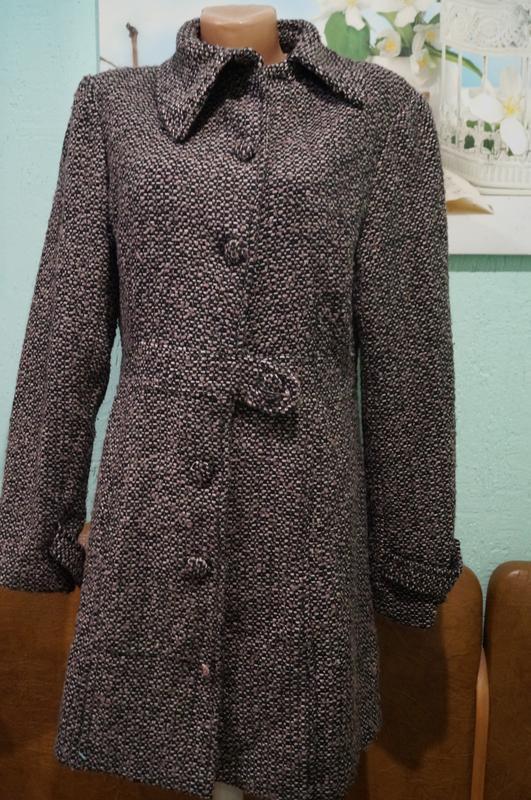 Пальто р.12,бренд miss posh
