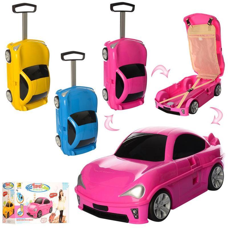 детский чемодан-машина MK 1211