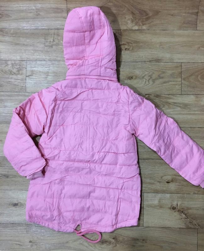 Курточка grase на флисе - Фото 3