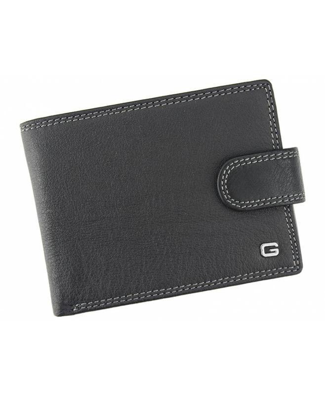 Мужской кожаный кошелек gregorio n4l-vd