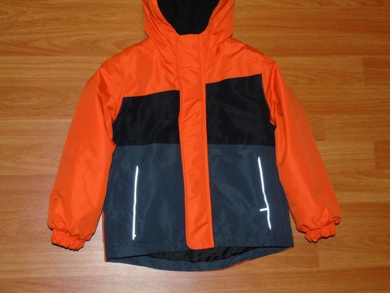 Яркая термо куртка lupilu, 98-104