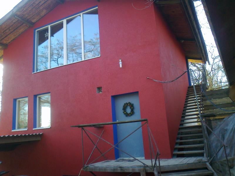 Нанесение на поверхность стен декоративной штукатурки - Фото 2