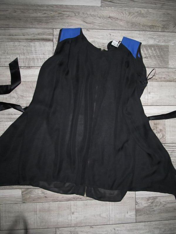 Красивенная блуза туника от cutie р. 52-56