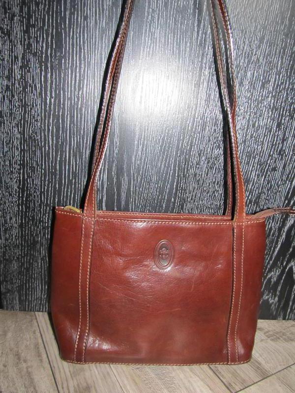 Оригинальная сумка smith & canova  натуральная кожа