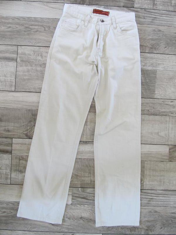 Котоновые джинсы missouri  w30 l34 на 11-12 лет