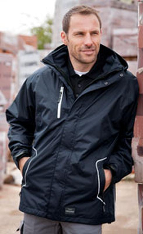 Деми куртка 3 в 1 от trojan  англия. оригинал размер l