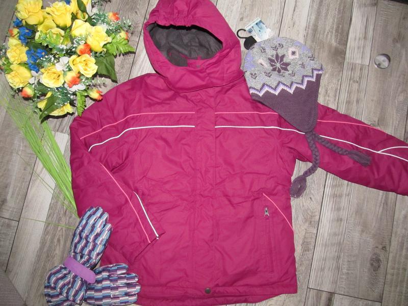 Термо куртка crane 146-152 см 11-12 лет