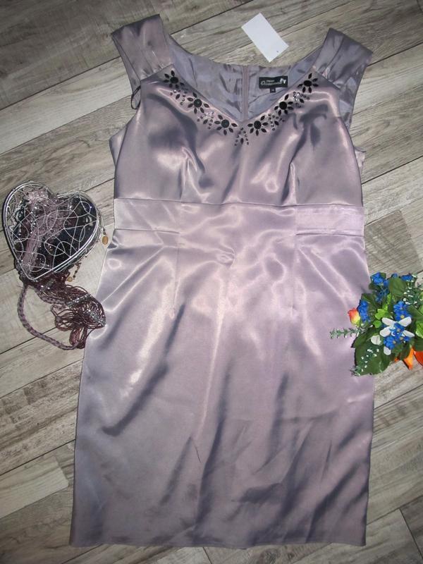 Нарядное платье от papaya р.16
