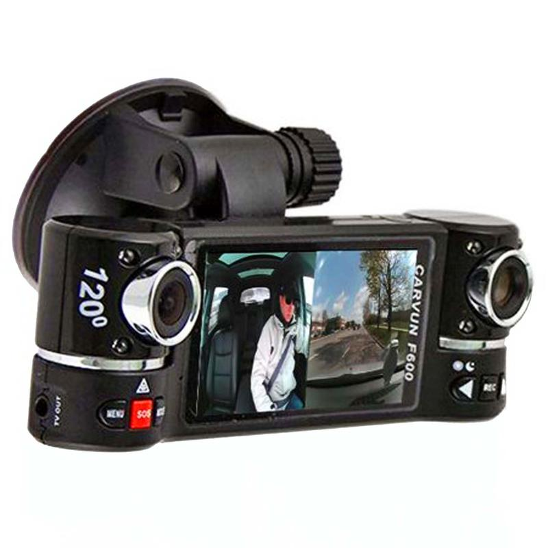 Видеорегистратор CARWAY F600 2 камеры ночная съёмка режим SOS - Фото 12